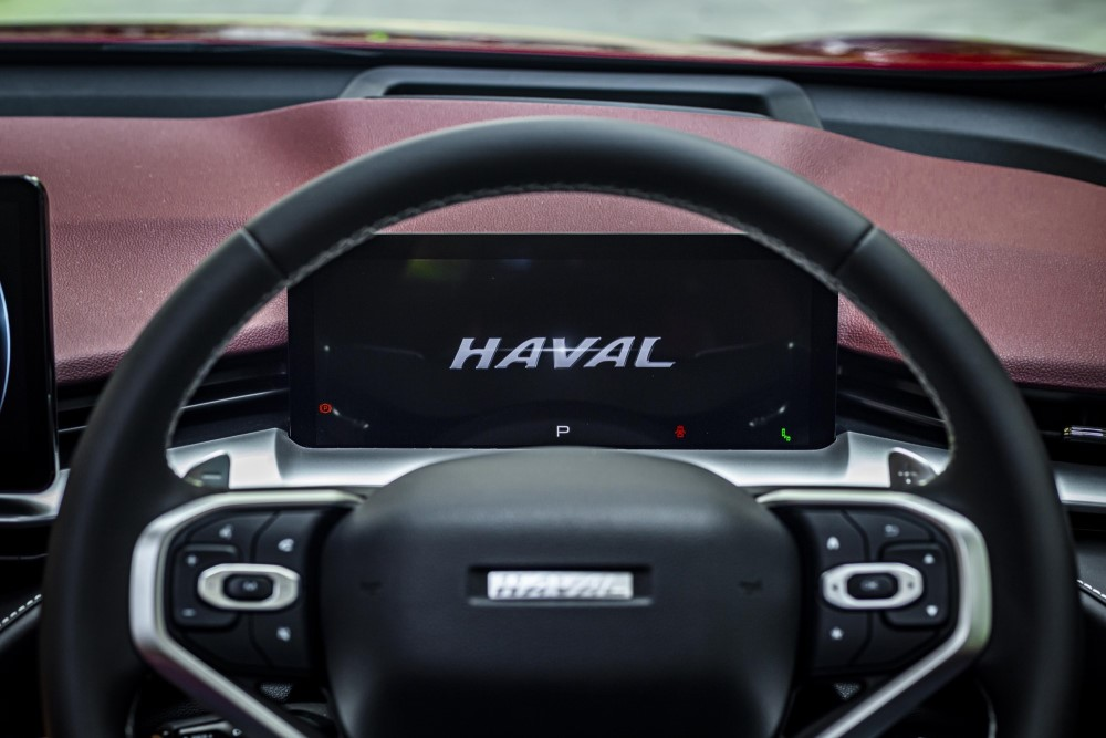 3rd generation Haval H6 Haval Bangladesh Haaval H6 Coupe (14)