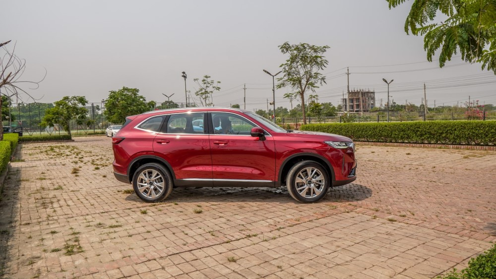 3rd generation Haval H6 Haval Bangladesh Haaval H6 Coupe (2)