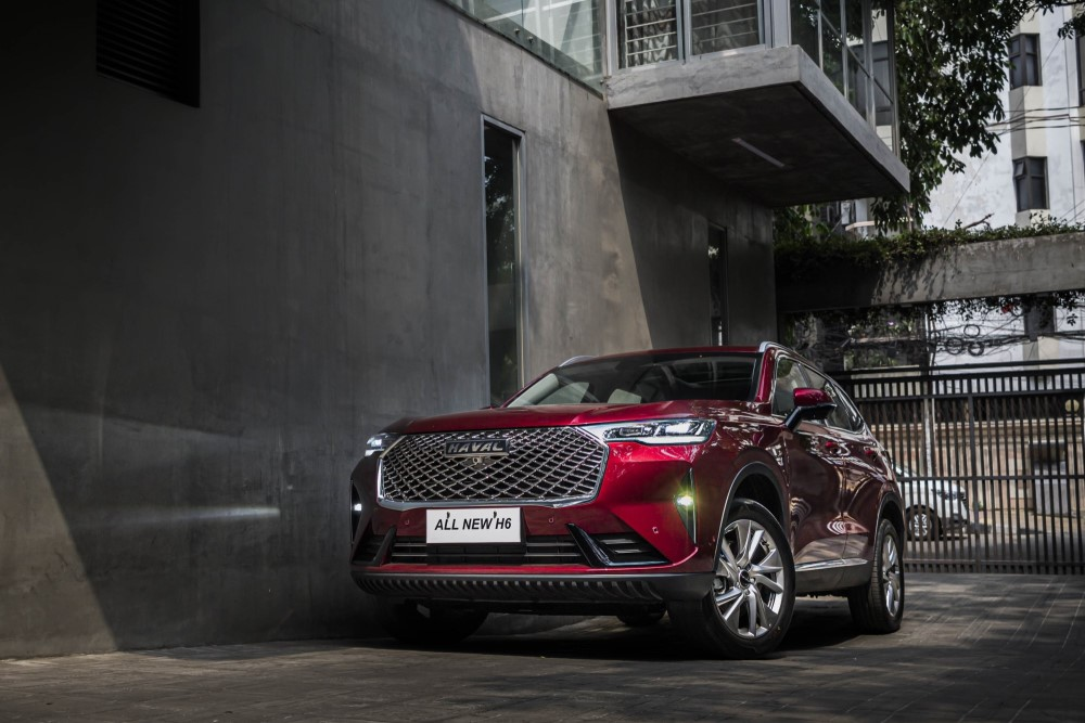 3rd generation Haval H6 Haval Bangladesh Haaval H6 Coupe (23)