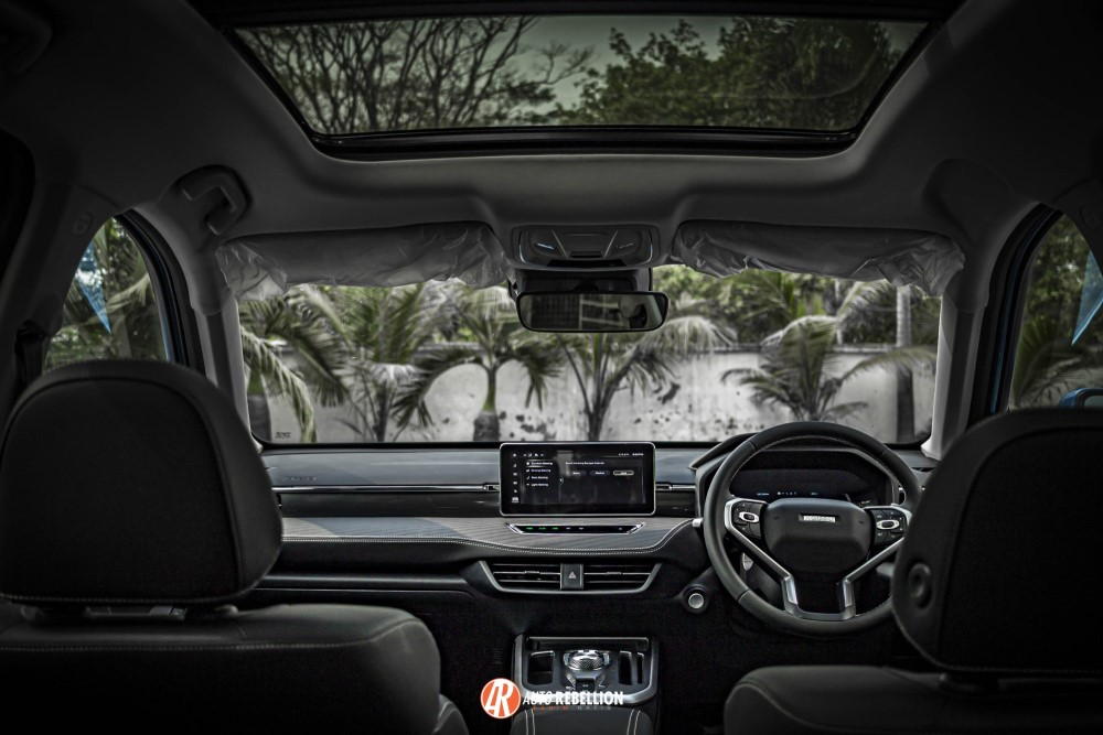 3rd generation Haval H6 Haval Bangladesh Haaval H6 Coupe (25)