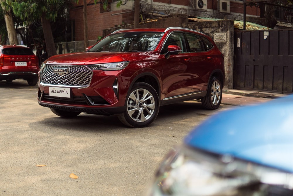 3rd generation Haval H6 Haval Bangladesh Haaval H6 Coupe (27)