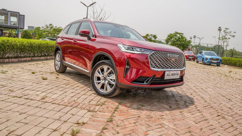 3rd generation Haval H6 Haval Bangladesh Haaval H6 Coupe (3)