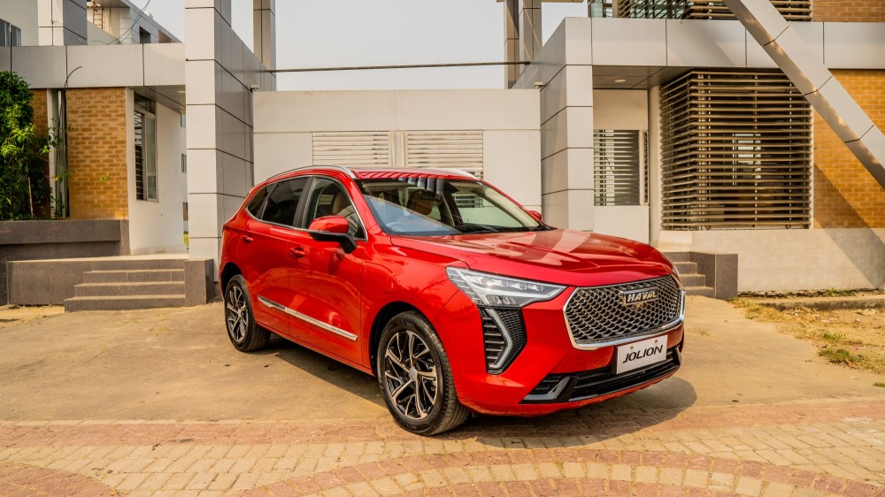 3rd generation Haval H6 Haval Bangladesh Haaval H6 Coupe (6)
